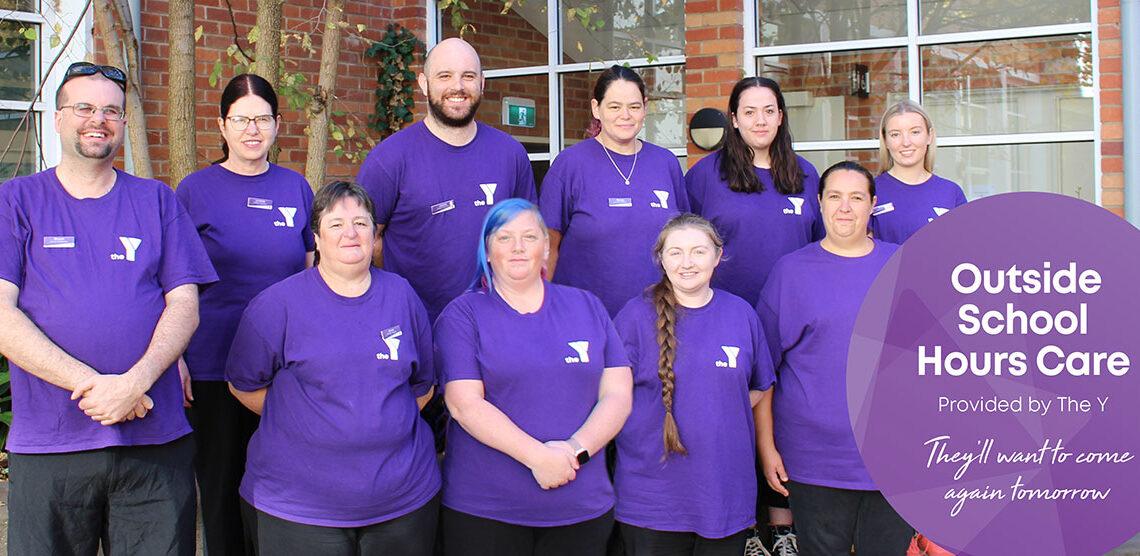OSHC Staff from Y Ballarat