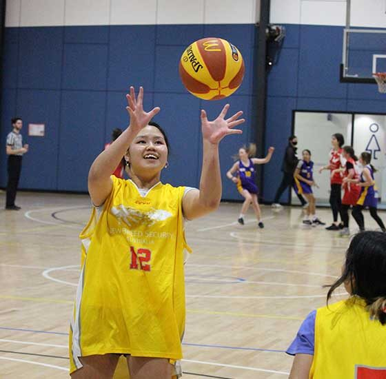 SWISH – Intercultural Basketball Competition